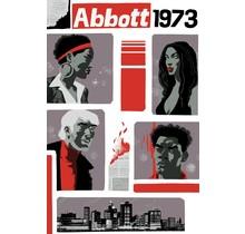 ABBOTT 1973 #3 (OF 5) CVR B ALLEN