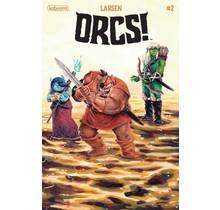 ORCS #2 (OF 6) CVR A LARSEN
