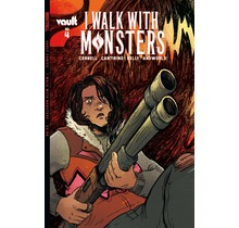 I WALK WITH MONSTERS #4 CVR A CANTIRINO
