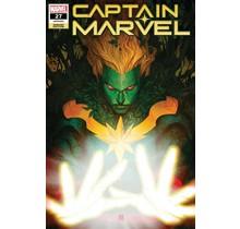 CAPTAIN MARVEL #27 CHANG CAPTAIN MARVEL-THING VAR