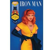 IRON MAN #7 BARTEL HELLCAT WOMENS HISTORY MONTH VAR
