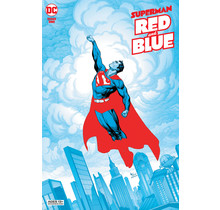 SUPERMAN RED & BLUE #1 (OF 6) CVR A GARY FRANK