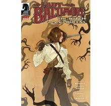 LADY BALTIMORE WITCH QUEENS #1 (OF 5)