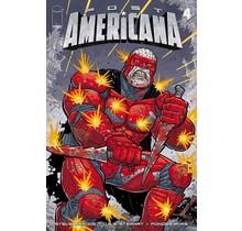 POST AMERICANA #4 (OF 6)