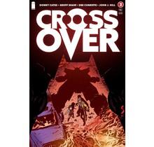 CROSSOVER #3 2ND PTG
