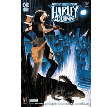 BATMAN WHITE KNIGHT PRESENTS HARLEY QUINN #6 (OF 6) CVR B MATTEO SCALERA VAR