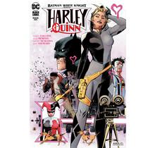 BATMAN WHITE KNIGHT PRESENTS HARLEY QUINN #6 (OF 6) CVR A SEAN MURPHY