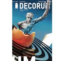 DECORUM #7 CVR A HUDDLESTON