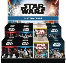 STAR WARS SERIES2 PLAYING CARD Vehicles