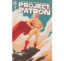 PROJECT PATRON #1 CVR A TALAKSI