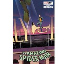 AMAZING SPIDER-MAN #63 PACHECO REBORN VAR