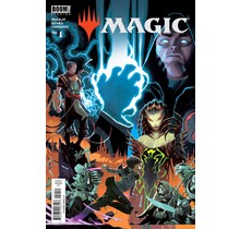 MAGIC THE GATHERING (MTG) #1 CVR A SCALERA