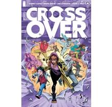 CROSSOVER #4 2ND PTG