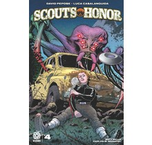 SCOUTS HONOR #4