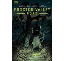 PROCTOR VALLEY ROAD #2 (OF 5) CVR A FRANQUIZ