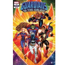 GUARDIANS OF THE GALAXY #13 RON LIM VAR