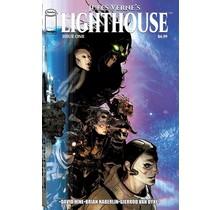 JULES VERNE LIGHTHOUSE #1 (OF 5) CVR A HABERLIN & VAN DYKE