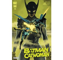BATMAN CATWOMAN #4 (OF 12) CVR A CLAY MANN