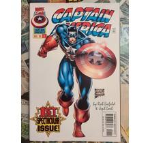 Captain America #1 1st Rikki Barnes 9.6