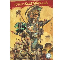 KEVIN EASTMAN TOTALLY TWISTED TALES TP VOL 01 CVR A BISLEY