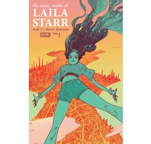 MANY DEATHS OF LAILA STARR #1 (OF 5) CVR A ANDRADE