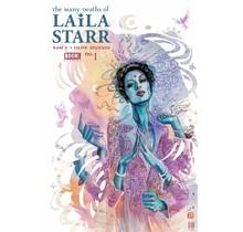 MANY DEATHS OF LAILA STARR #1 (OF 5) CVR B DEATH FOIL VAR