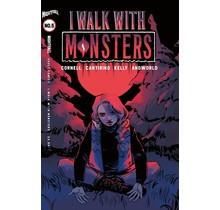 I WALK WITH MONSTERS #5 CVR B HICKMAN