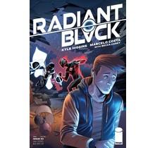 RADIANT BLACK #3 CVR A COSTA