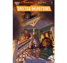 SPECTER INSPECTORS #3 (OF 5) CVR A MCCURDY