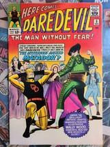 Daredevil #5 FN (missing last page)