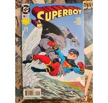 Superboy #9 NM (9.6)