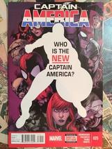 Captain America #25 NM