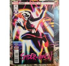 Spider-Gwen #25 2nd Gwenom NM-