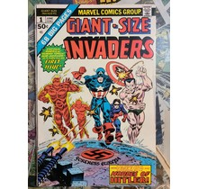 Giant-Size Invaders #1 VF-