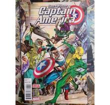 Sam Wilson: Captain America #6 3rd Torres VF