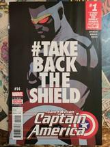 Sam Wilson: Captain America #14 NM 9.6