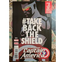 Sam Wilson: Captain America #14 NM-