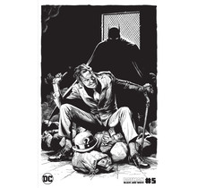 BATMAN BLACK AND WHITE #5 (OF 6) CVR C GARY FRANK THE RIDDLER VAR