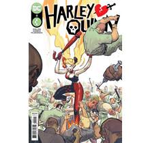 HARLEY QUINN #2 CVR A RILEY ROSSMO