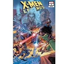 X-MEN LEGENDS #3 COELLO CONNECTED VAR