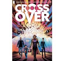 CROSSOVER #6 CVR A SHAW