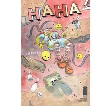 HAHA #4 (OF 6) CVR A HORVATH