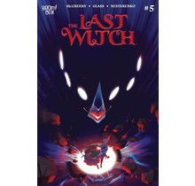 LAST WITCH #5 (OF 5) CVR A GLASS