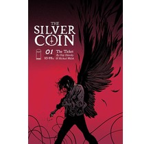SILVER COIN #1 2ND PTG