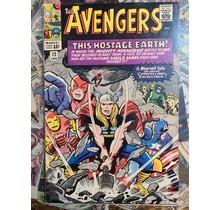 Avengers #12 6.0