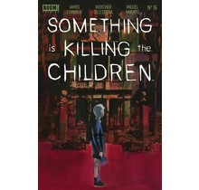 SOMETHING IS KILLING THE CHILDREN #16 CVR A DELL EDERA