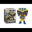 Funko Pop! Marvel Lucha Libre: El Animal Indestructible (Wolverine) Pop Figure