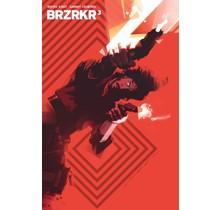BRZRKR (BERZERKER) #3 (OF 12) CVR D DEKAL FOIL VAR