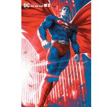 SUPERMAN RED & BLUE #3 (OF 6) CVR A PAUL POPE