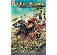 BLACK KNIGHT CURSE EBONY BLADE #3 (OF 5) DAVILA VAR